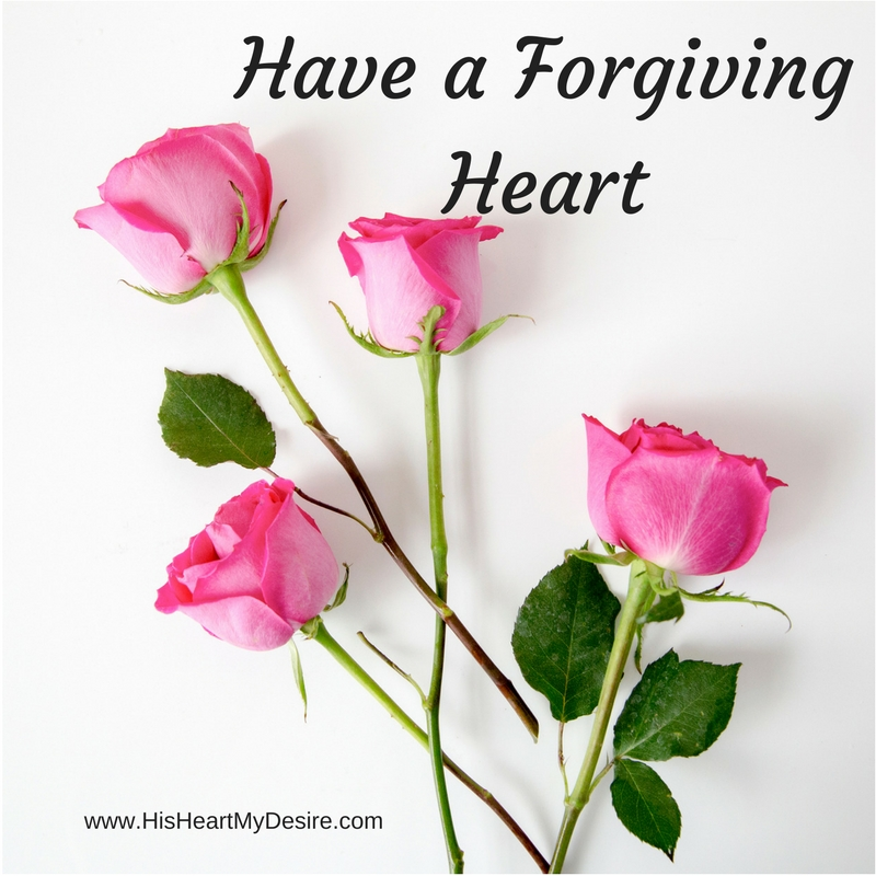 A Forgiving Heart