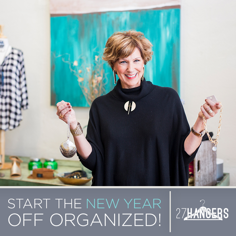An Idea To Get Your Closet Ready for 2017!