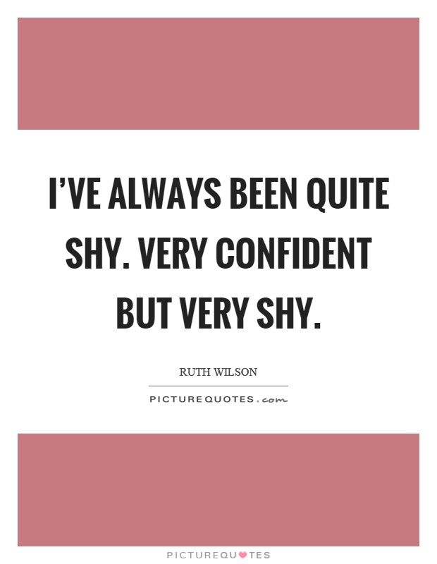How do i overcome my shyness